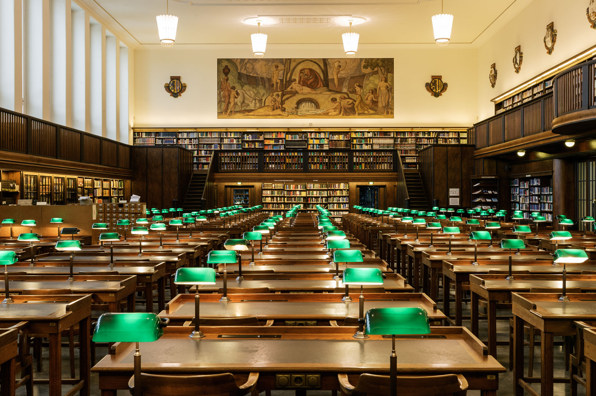 Deutsche Bücherei Leipzig