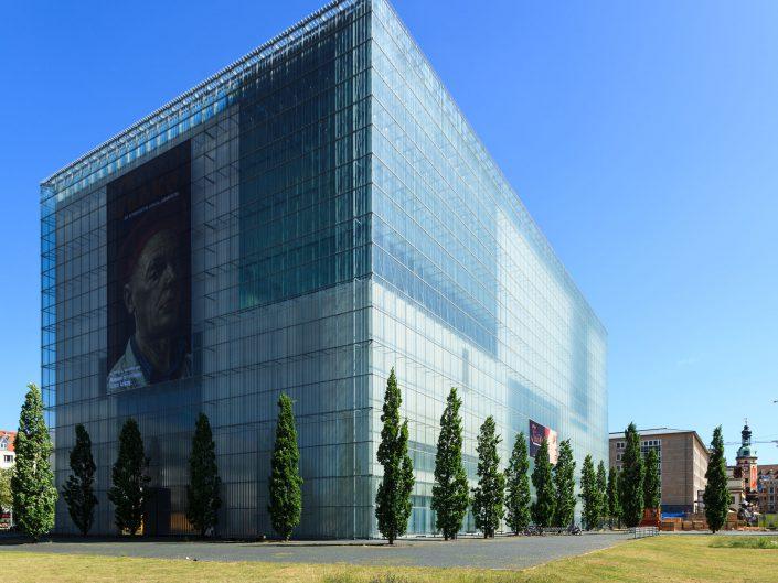 Museum der Bildenden Künster Leipzig
