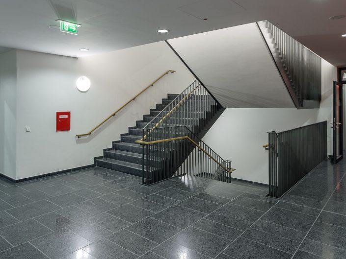 Neubau Universität Leipzig, Institutsgebäude