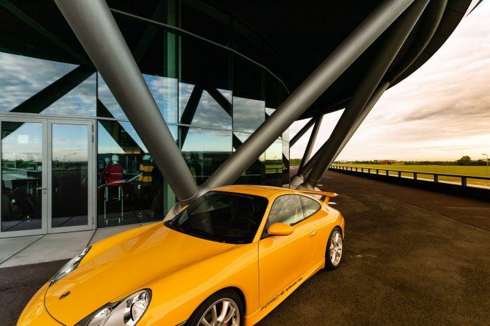 Porsche Kundenzentrum Leipzig