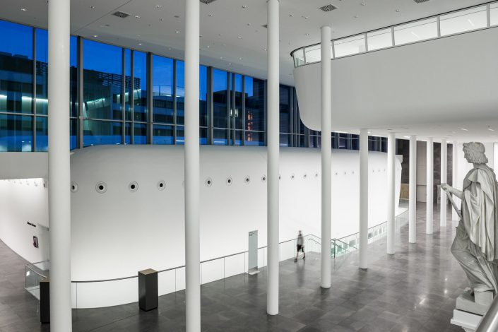 Uni Leipzig, Hauptgebäude Augusteum am Augustusplatz