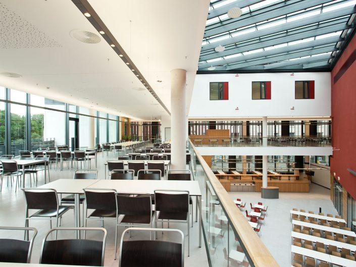 Uni Leipzig, Mensa