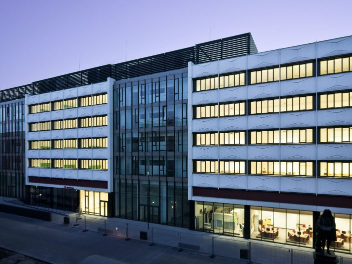 Uni Leipzig, Seminargebäude