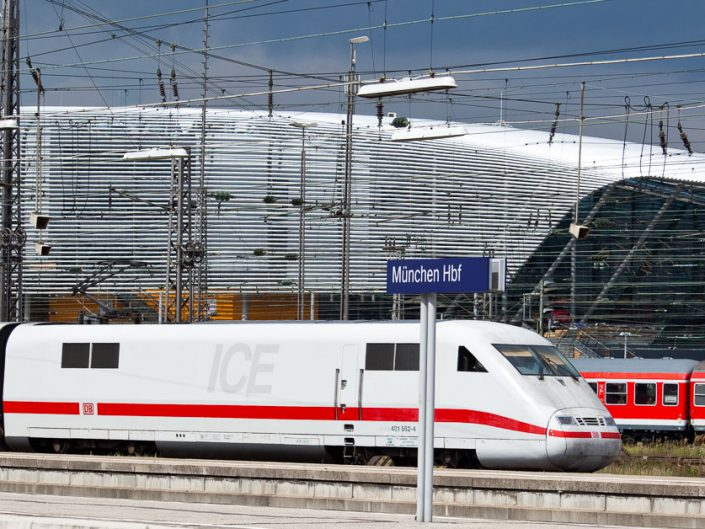 Zentraler Omnibusbahnhof (ZOB) München