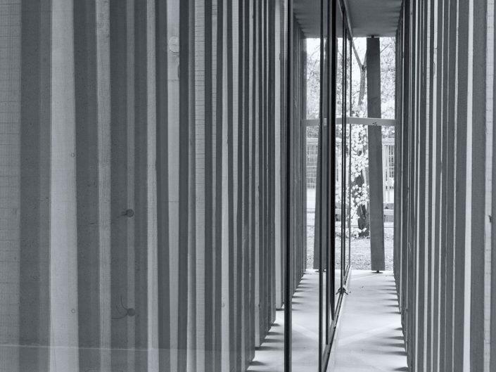 Besucher-Informationszentrum der KZ-Gedenkstätte Dachau