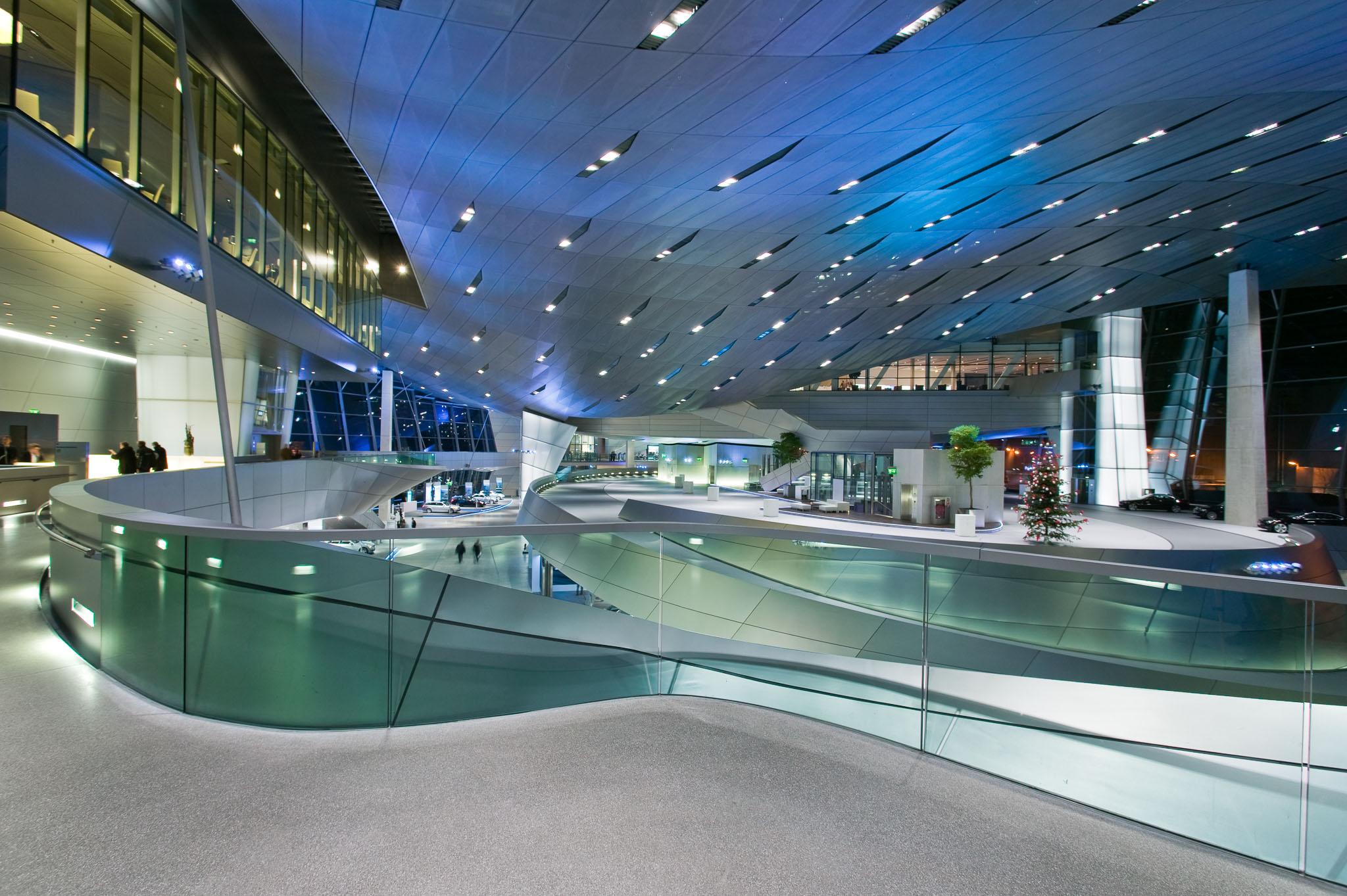 BMW Welt, München