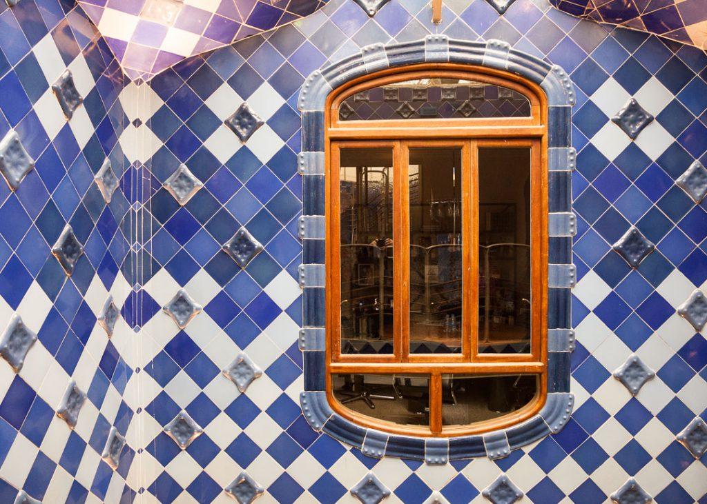 Casa Battló, Antonio Gaudi, Barcelona
