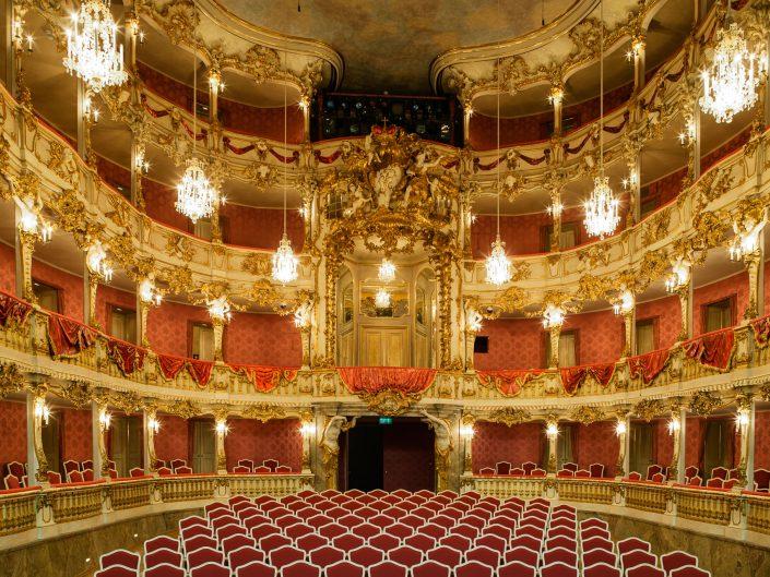 Cuvilliérs-Theater, München