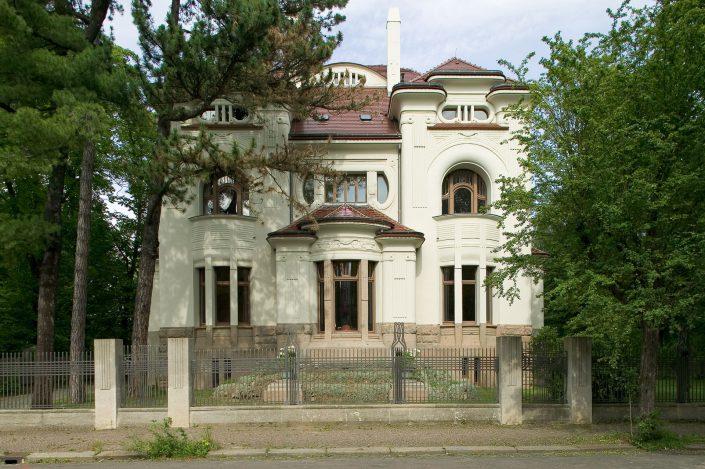 Paul Möbius: Haus Paul-Michael-Strasse