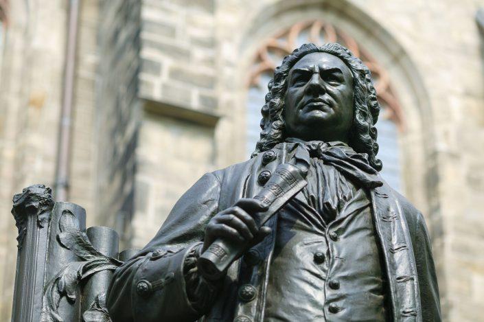 Thomaskirche, Bach-Denkmal