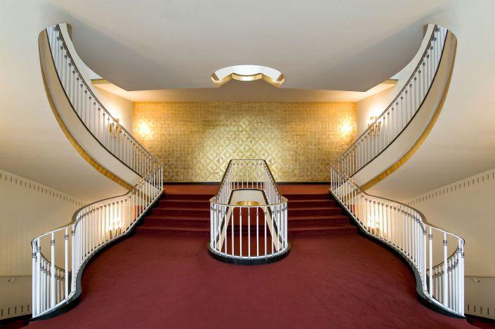 Oper Leipzig, Treppenhaus