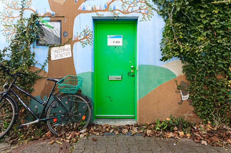 Studentenwohnanlage Olympisches Dorf München